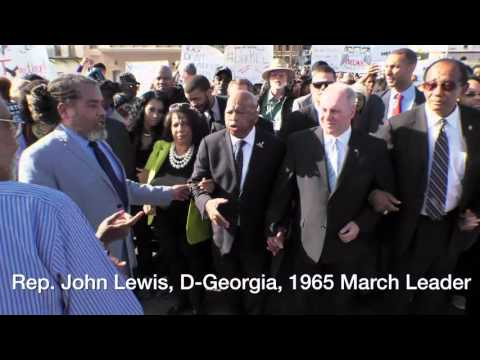 Stanford Historian Clayborne Carson at Selma: New Generation