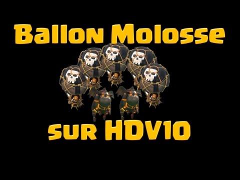 Ballon - Molosse : Perfect Sur HDV10