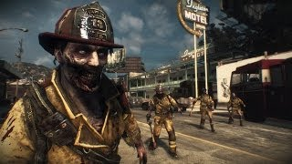 Dead Rising 3 - End of Chapter 4 [Gameplay Walkthrough] [No Commentary Gameplay] [No Commentary]