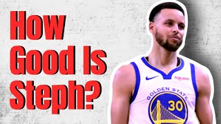 Is Steph Curry Underrated Or Overrated?