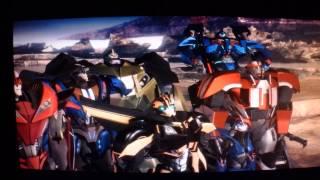 Transformers Predacons Rising Ending
