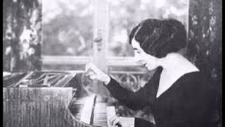 BACH - VARIAZIONI GOLDBERG - Cembalo: Wanda Landowska (First Rec 1933)
