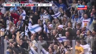 IIHF World Juniors Final 2016, Россия U20 - Финляндия U20, 2-3