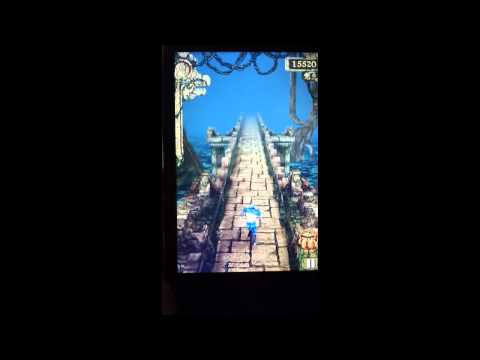 Temple Run Infinate Points Glitch!