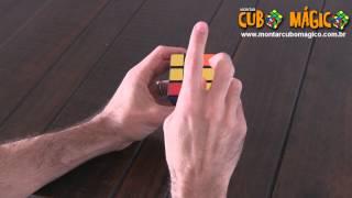 Método de Camadas - Parte 4 - Montar Cubo Mágico