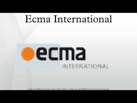 Ecma International