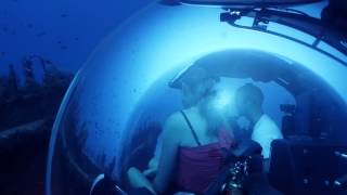 U-Boat Worx C-Explorer 3 dive experience!