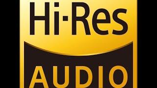 Что такое Hi-Res Audio?