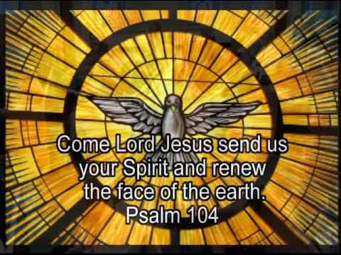 Mass For Shut Ins SSP Pentecost Sunday May 20, 2018