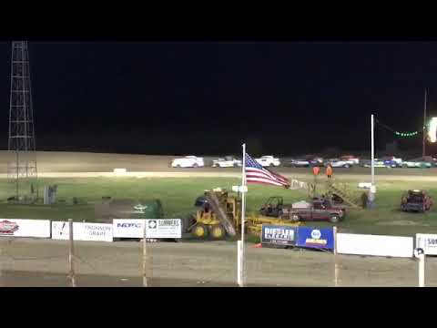 Street Stock Feature- August 25, 2018