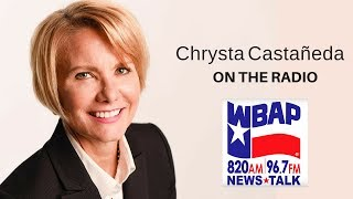Chrysta Castañeda LIVE discussing John Wiley Price Corruption trial on 4/25/17
