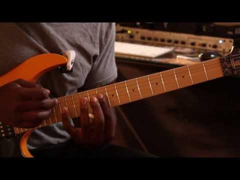Al Joseph | Exivious - Entrust Guitar Solo Entry