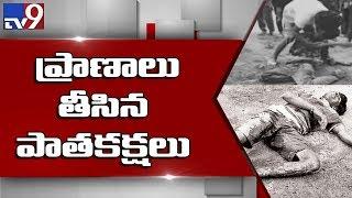 Nizamabad : Brothers killed while playing cricket - TV9
