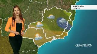 Previsão Sudeste - Ar seco em SP e no RJ