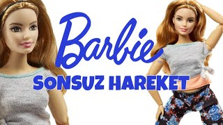 Barbie Sonsuz Hareket (Şişman) Yeni! TÜRKİYE'de İLK! - Mellbie