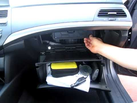 honda accord cabin filter youtube