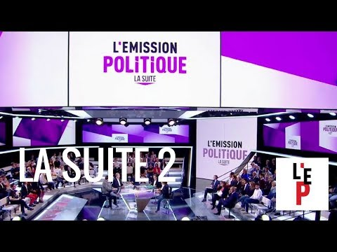 L'Emission politique – La suite Part 2 - le 19 octobre 2017 (France 2)