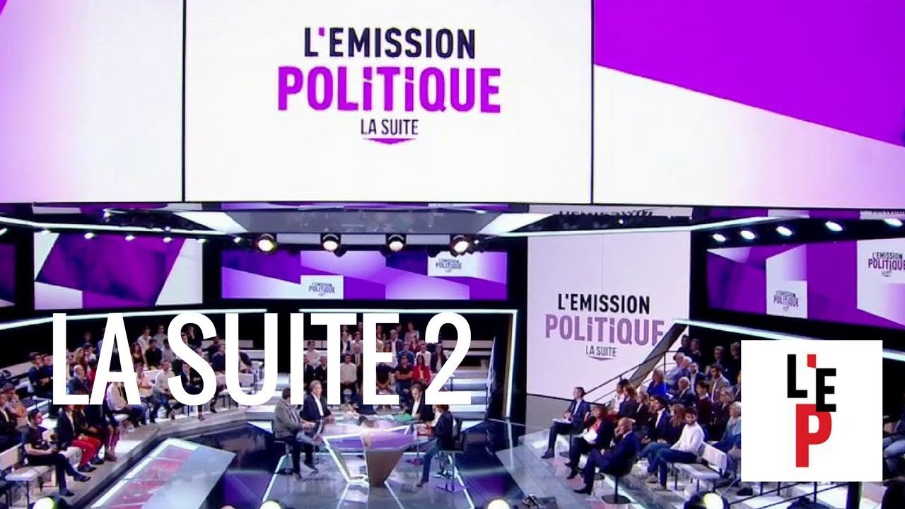 L'Emission politique – La suite Part 2 - le 19 octobre 2017 (France 2)