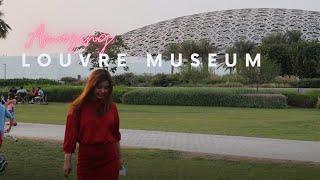 Inside Louvre Museum l The Largest Museum in Arabian Peninsula l Louvre Museum Abu Dhabi, UAE