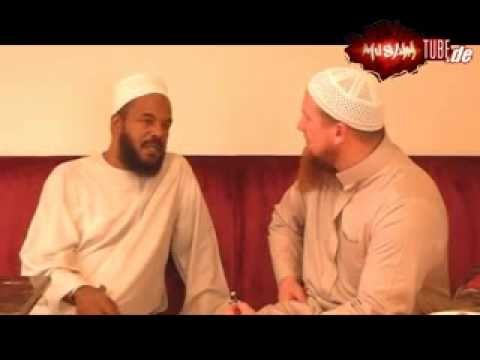 GERMAN convert Pierre Vogel and Sheikh Dr. Bilal Philips / meeting in Qatar 3/3 eng