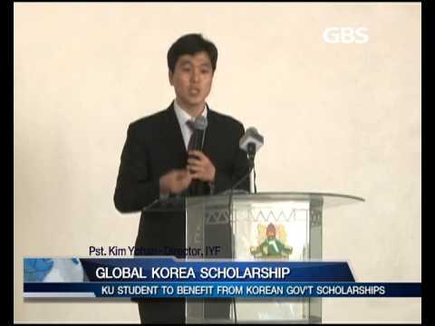 GLOBAL KOREA SCHOLARSHIP