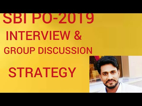 sbi-po-2019-interview-and-group-discussion