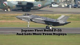 اليابان أول بناء F-35 المقاتلة الشبح للطيران العالم
