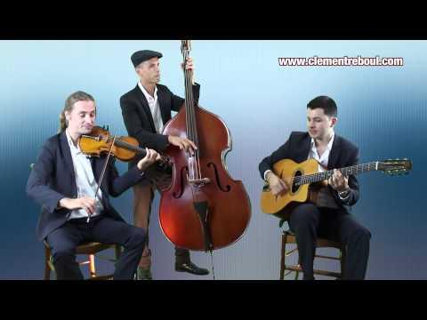 ) - Trio jazz manouche pour animations musicales - Clément Reboul