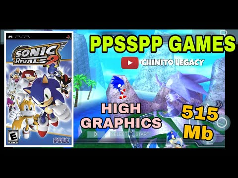 Sonic Rivals 2 515mb Ppsspp Games For Pc And Android With