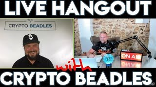 Live Hangout with Crypto Beadles