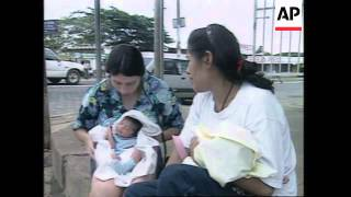 NICARAGUA: MANAGUA: POPULATION GROWTH RATES ARE CAUSE OF FEAR