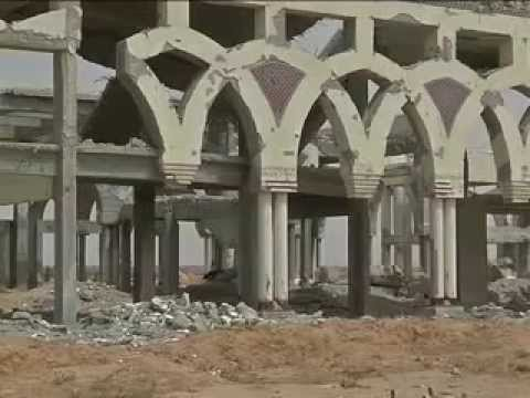 Gaza's International Airport, a Palestinian dream - Noor Harazeen Report