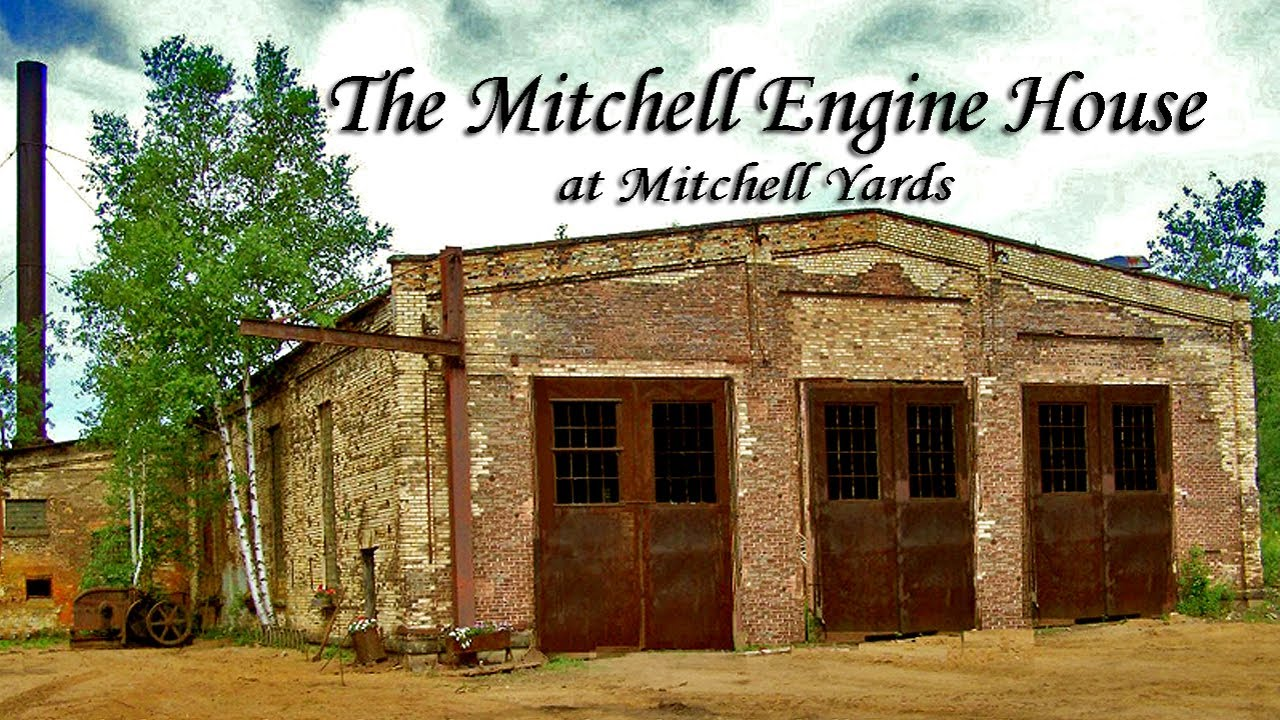 The mitchell engine house youtube for Mitchell s fish house