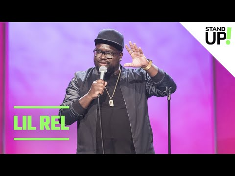 Lil Rel is Cutting Up | Stand-Up | LOL Network