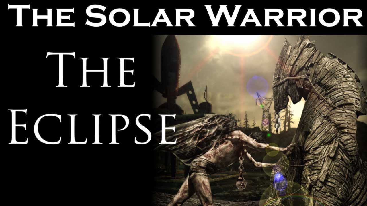 "The Solar Warrior - Prologue to ""The Eclipse"""