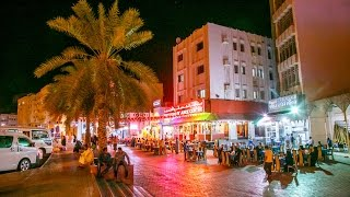 A WALK at Ruwi High Street, Muscat, Oman