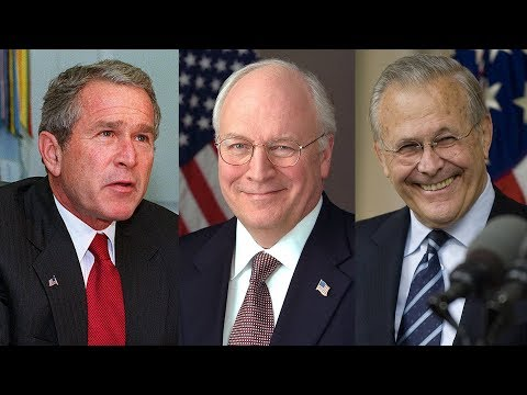 Lawyer Wolfgang Kaleck: Bush, Rumsfeld & Cheney Are a Troika of Tyranny & Should Be in Prison