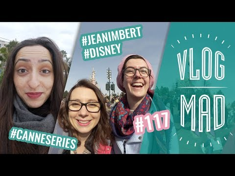 VLOGMAD 117 — On teste le menu de Jean Imbert à Disneyland !