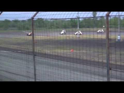4/27/13 Gulf Coast Speedway Heat 1