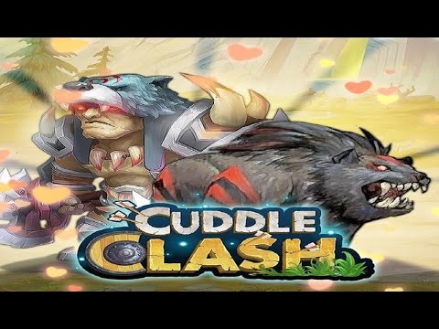Castle Clash New Big Update Cuddle Clash!