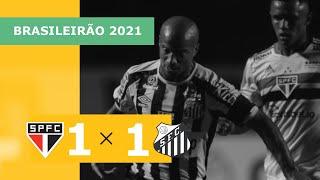 Сан-Паулу  1-1  Сантос видео