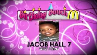 Birthday Bunch - 01-12-17