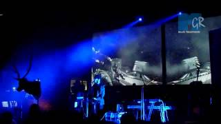LAIBACH - B-Machina (Live at Tate Modern, London 2012) HD