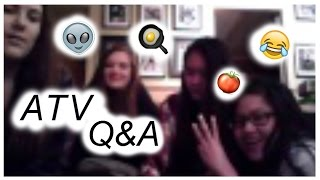 All things visible Q&A