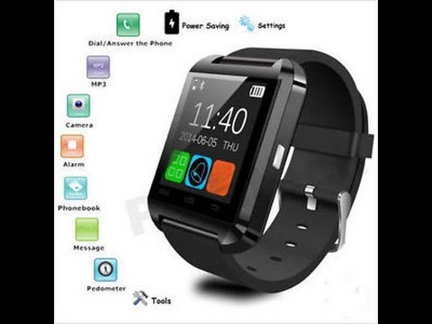AFFORDABLE Bluetooth Smart Watch Hindi Review