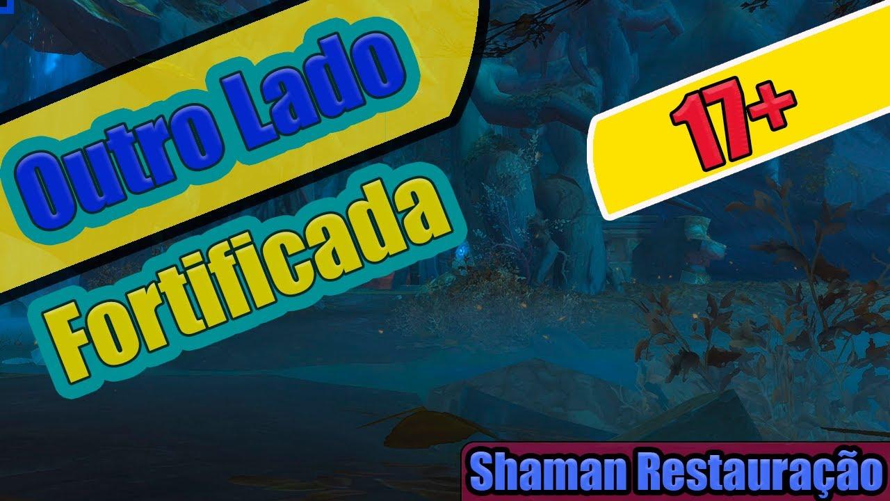 Download Shaman Resto Necrolord (POV)   Outro Lado 17+   World of Warcraft (Shadowlands)