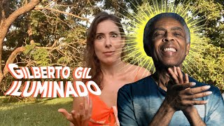A METAFÍSICA de Gilberto Gil. 2 Discos incríveis que FALAM DE DEUS. Episódio 2 - Lara Aufranc