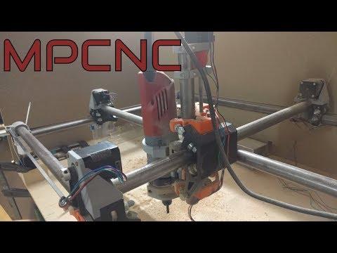 DIY CNC |  MPCNC setup