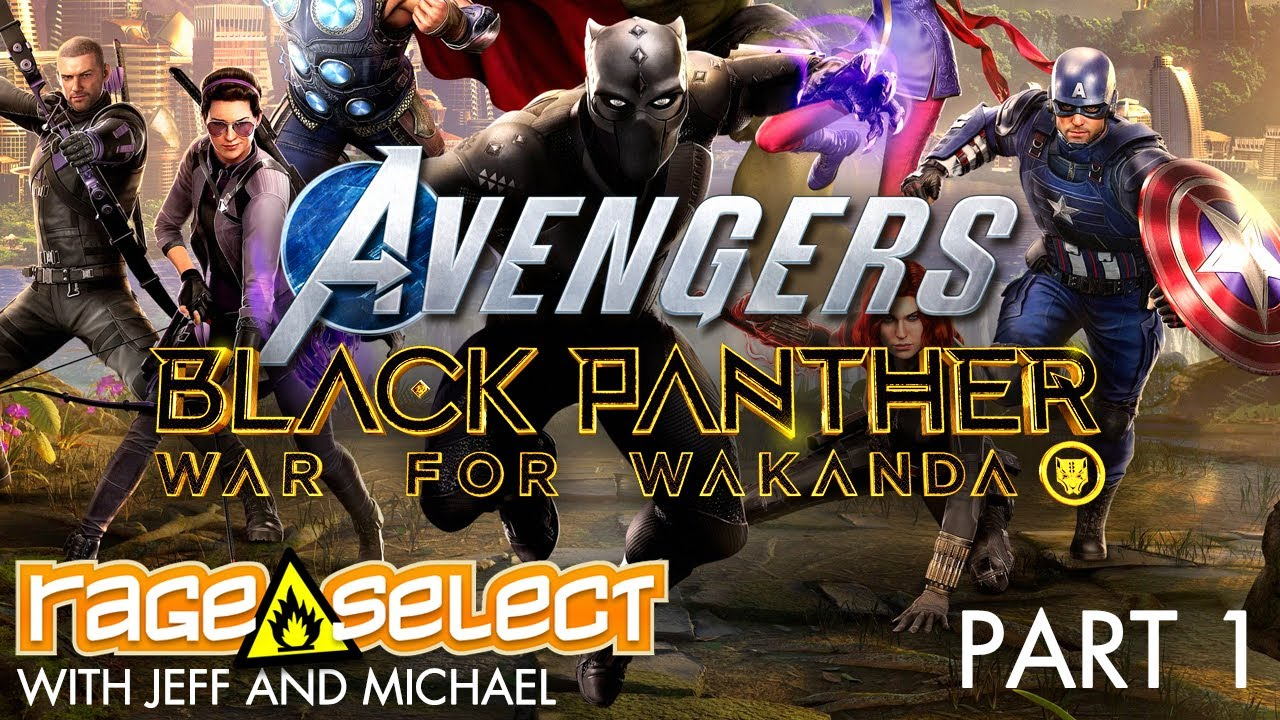 Marvel's Avengers: War For Wakanda (The Dojo) Let's Play - Part 1