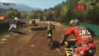 MXGP 2 - The Official Motocross Videogame - Pietramurata | Italy MXGP Gameplay (PC HD) [1080p60FPS]